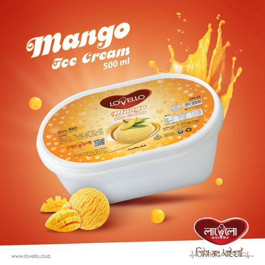 Mango 500 ml
